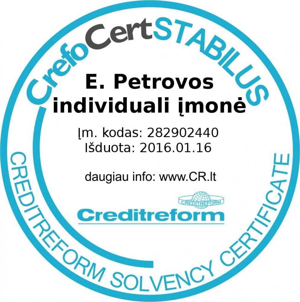 E. Petrovos IĮ