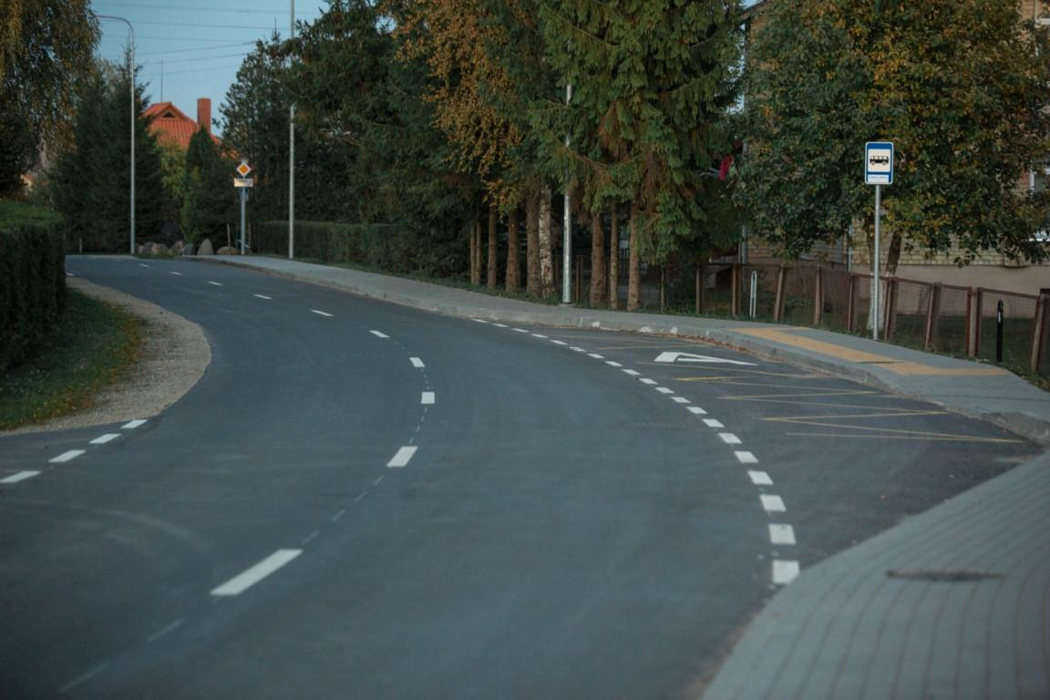Telšių keliai, UAB