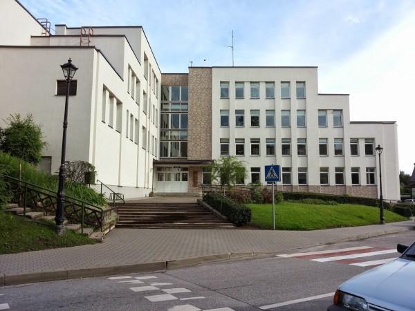 Trakų Vytauto Didžiojo gimnazija