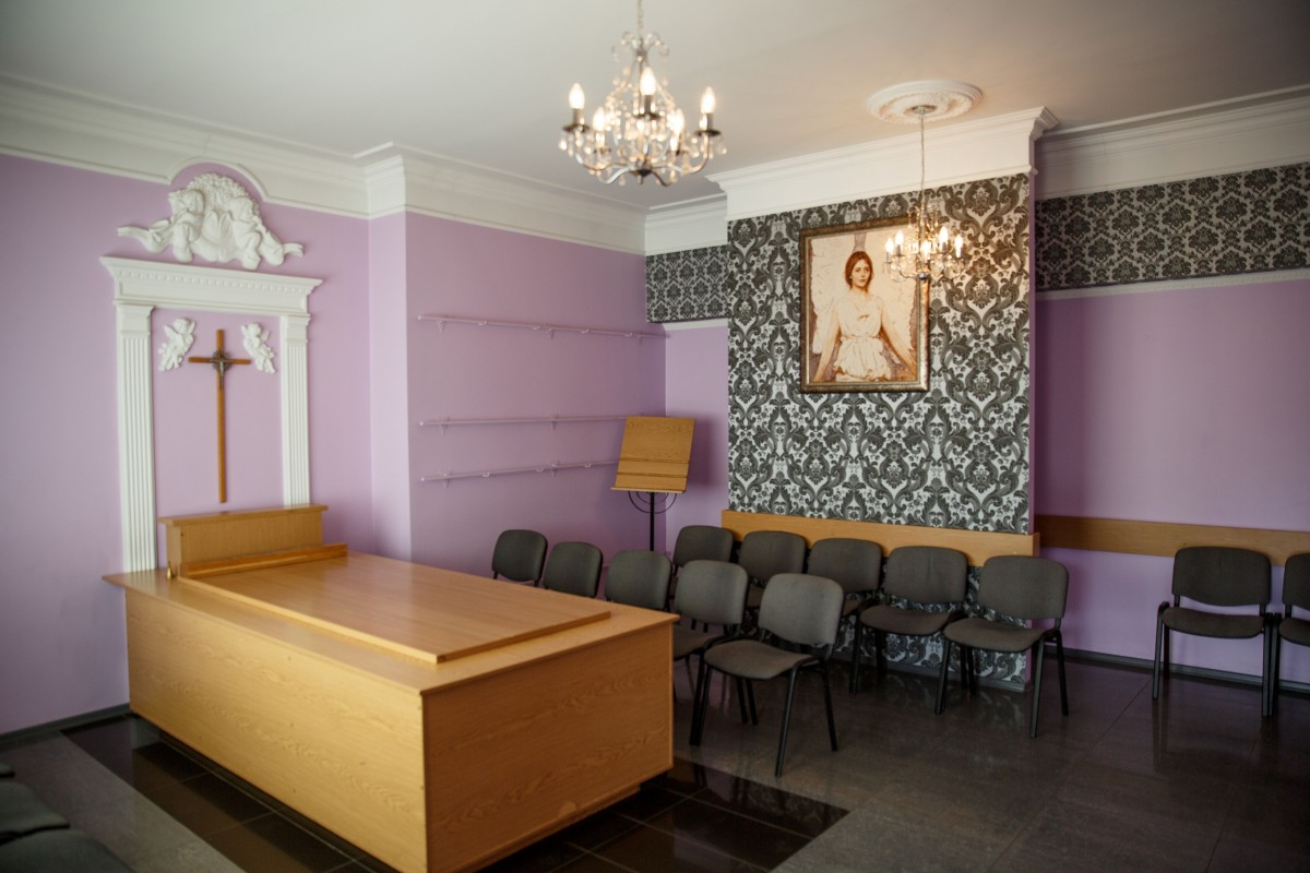 Rimtija, P. Petrošiaus įmonė, laidojimo namai