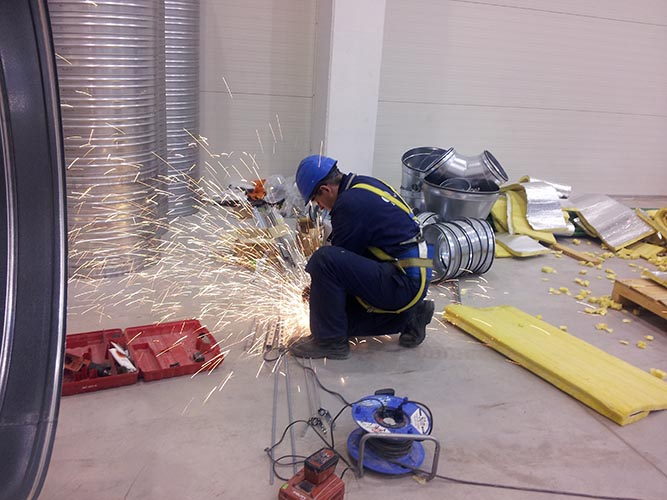 Raiška, vėdinimo, kondicionavimo, šildymo ir elektros sistemų montavimas, UAB