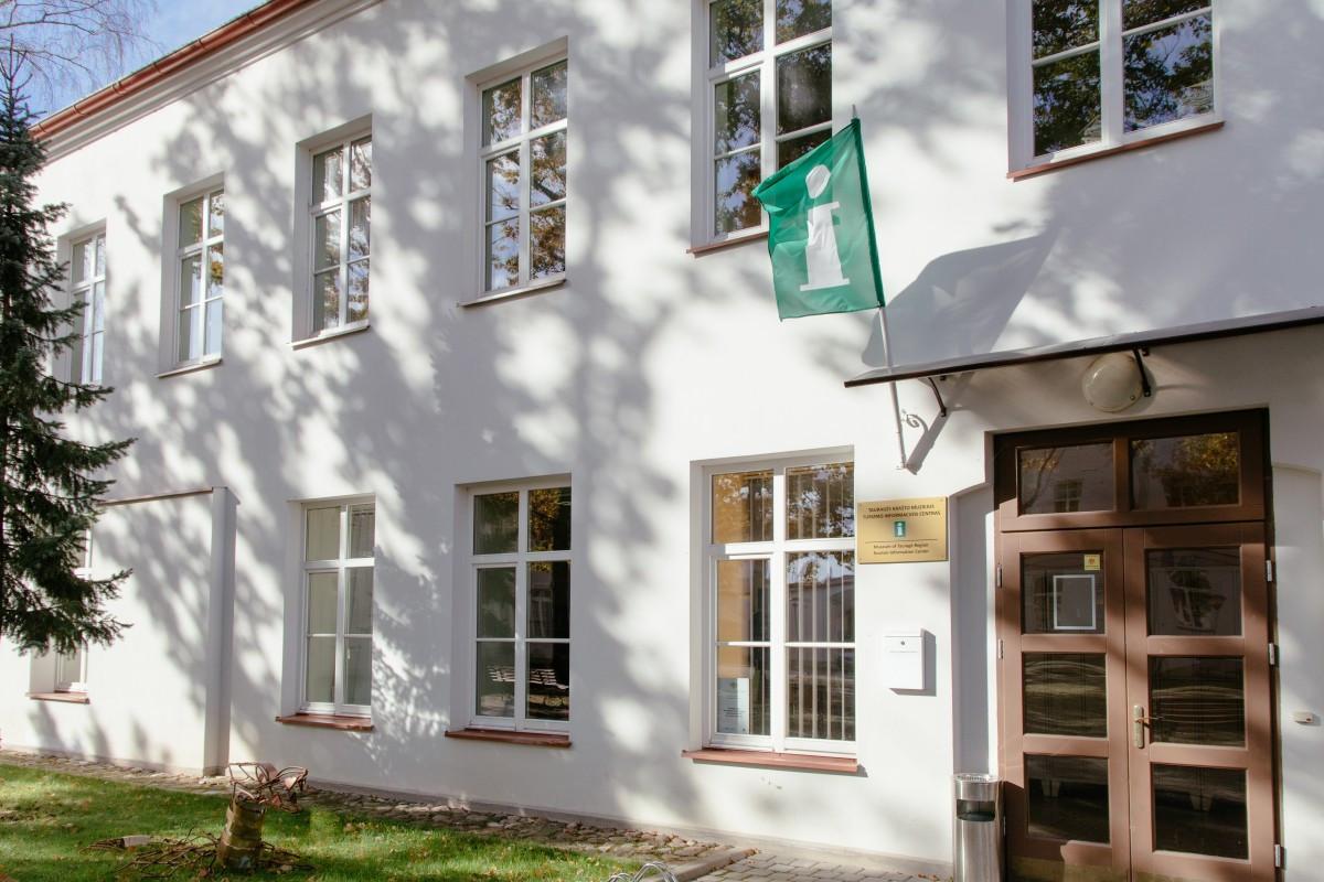 Tauragės krašto muziejaus turizmo informacijos centras