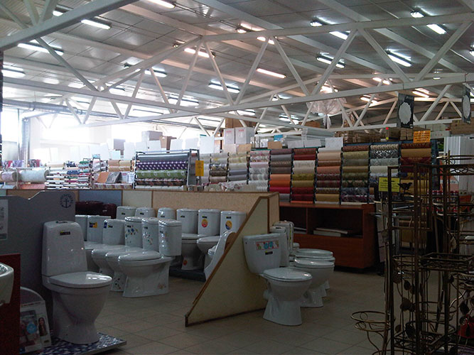 Simeks, prekybos centras
