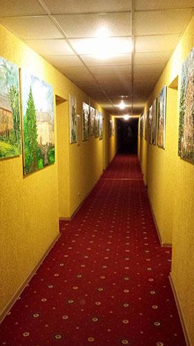 Tauragės viešbutis, UAB