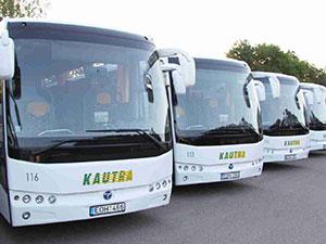 """Vilkaviškio autobusų parkas, UAB """"Kautra"""""""