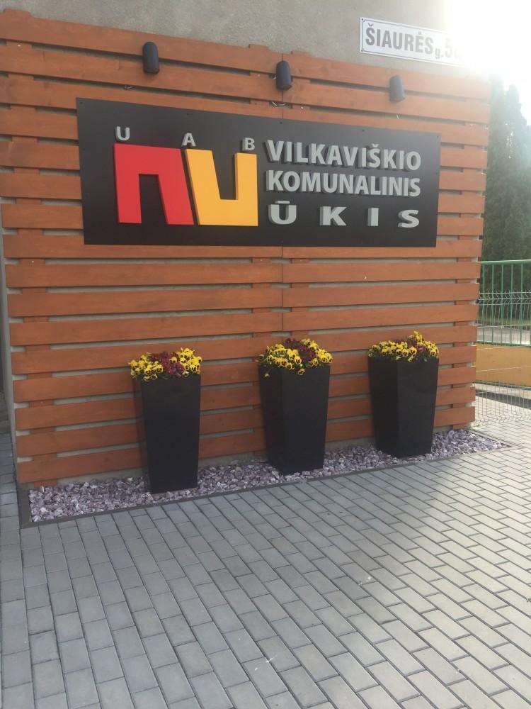 Vilkaviškio komunalinis ūkis, UAB
