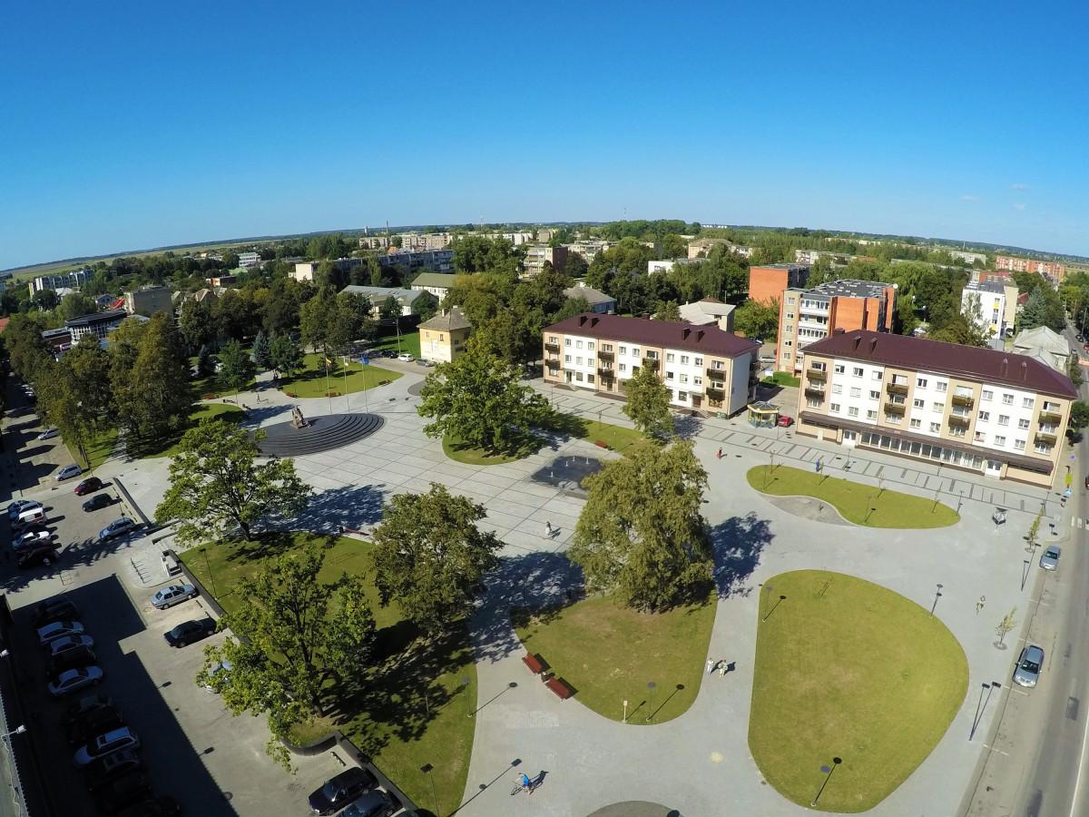 Vilkaviškio r. savivaldybės administracija