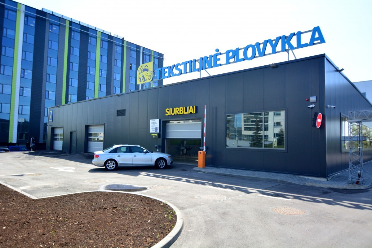 Ainava, UAB, Automobilių švaros centrai