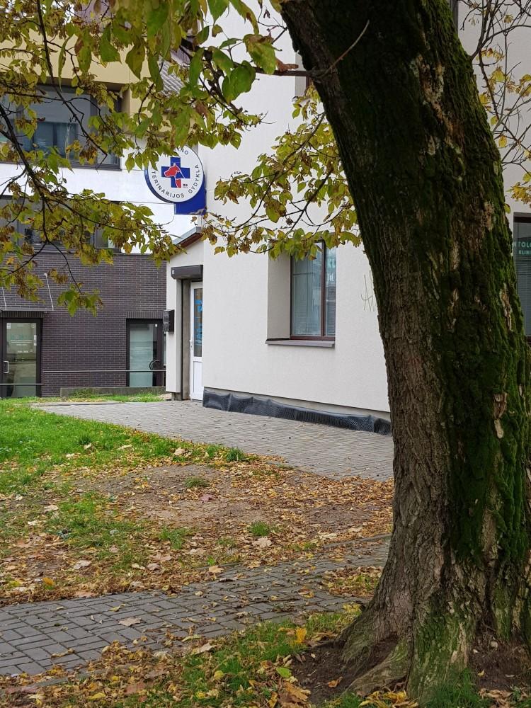 """Vilnius Vet, veterinarijos klinika-vaistinė, UAB """"Žvėryno veterinarijos gydykla"""""""