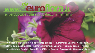 Euroflora, UAB