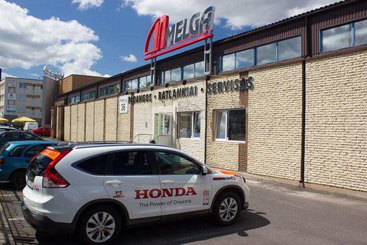 Melga, autoservisas Kaune, UAB
