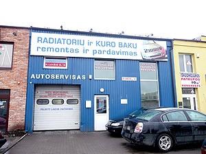 Vilniaus autoekspertizės centras, UAB