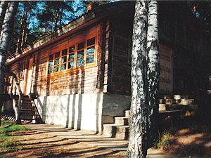 Saulėtas kampelis, poilsio namai