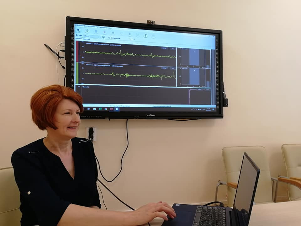 "Institute of Biofeedback and Noo-psychosomatic, atstovas Lietuvoje, UAB ""Sollumens"""