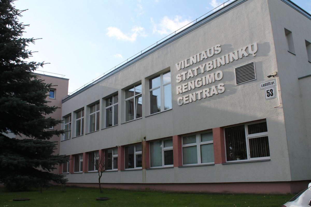 Vilniaus statybininkų rengimo centras, VšĮ