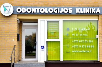 Meleda, odontologijos klinika Vilniuje, UAB