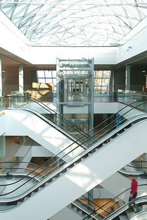Schindler-liftas, UAB