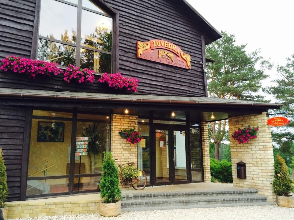 Žuvėdra, viešbutis-restoranas