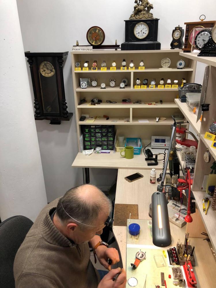 Semaško laikrodžių taisymo įmonė