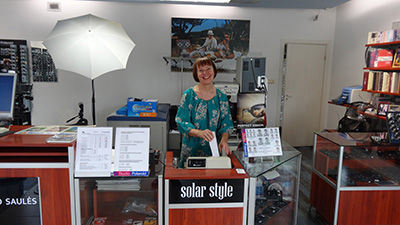 """Solar style, akinių salonas, UAB """"Tim"""""""