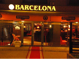 Auto Karta Barcelona.Barcelona Ispanų Restoranas Info Lt