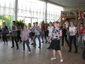 T. Petreikio šokių studija, IĮ