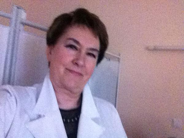 I. Poltevskajos akušerijos ir ginekologijos kabinetas