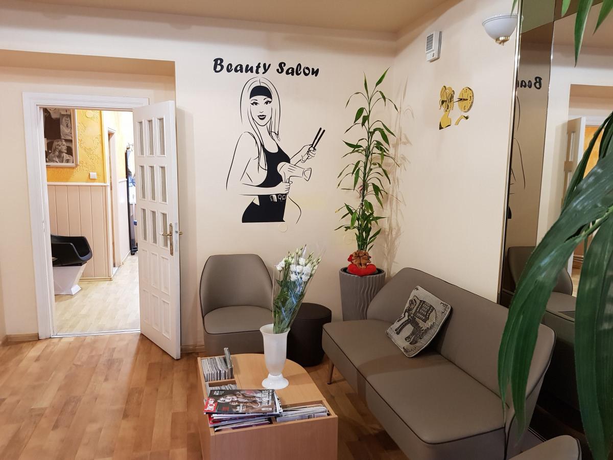 L. Škamerda grožio salonas