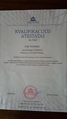 Stukma, UAB