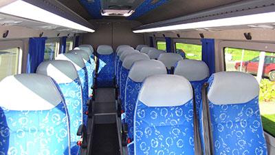 ATN bus rent, UAB