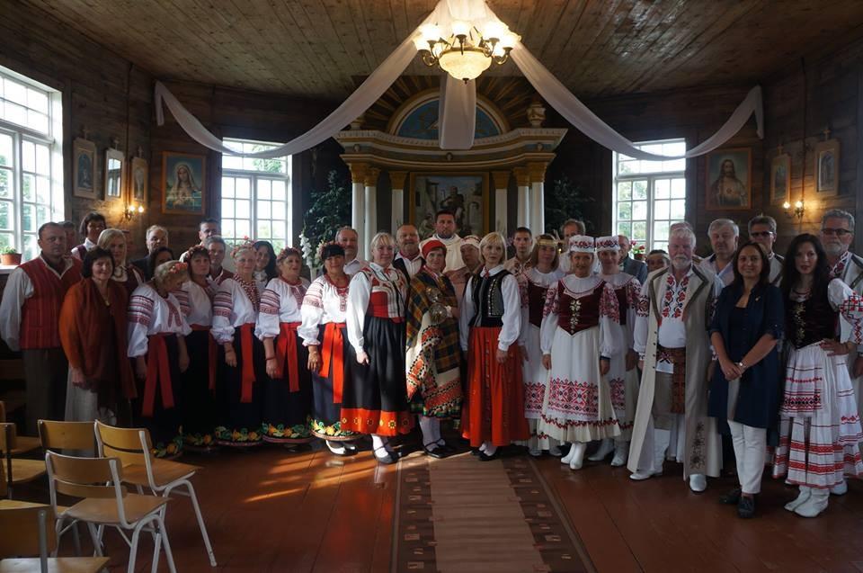 Senųjų kaimo tradicijų kultūros centras