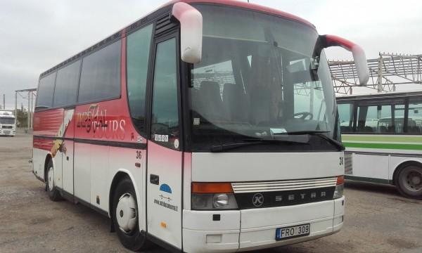 Šilalės autobusų parkas, UAB