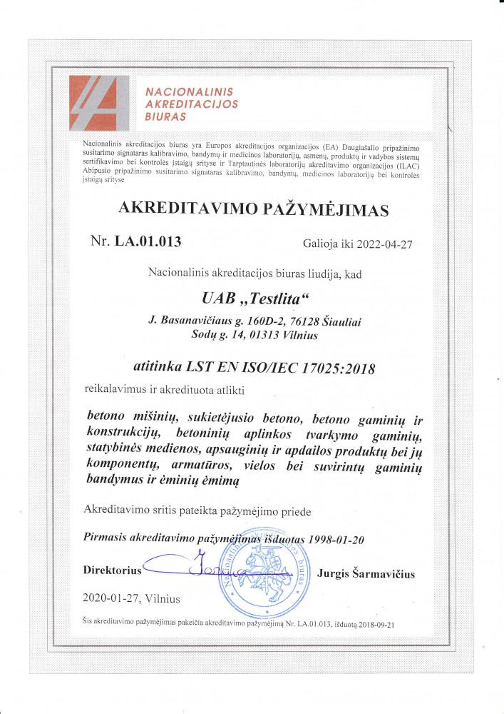 Testlita, UAB