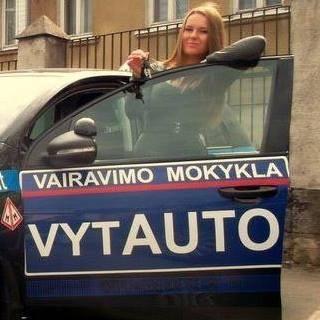 Vytauto vairavimo mokykla