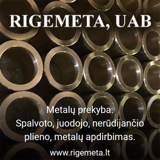 Rigemeta, UAB