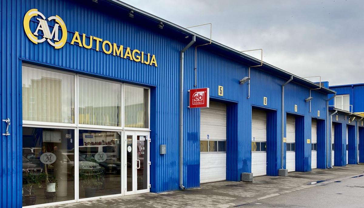 Automagija, UAB
