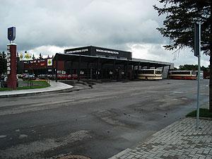 Skuodo autobusų stotis, UAB