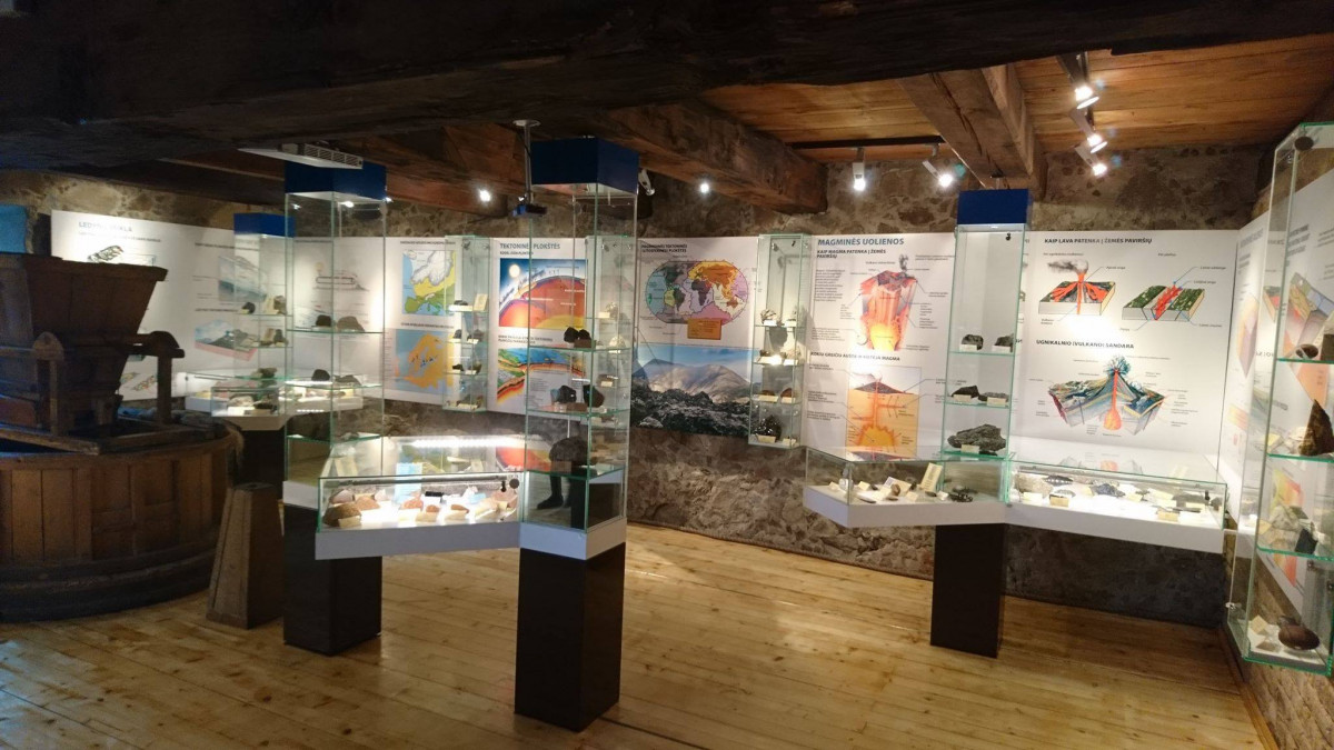 Respublikinis Vaclovo Into akmenų muziejus