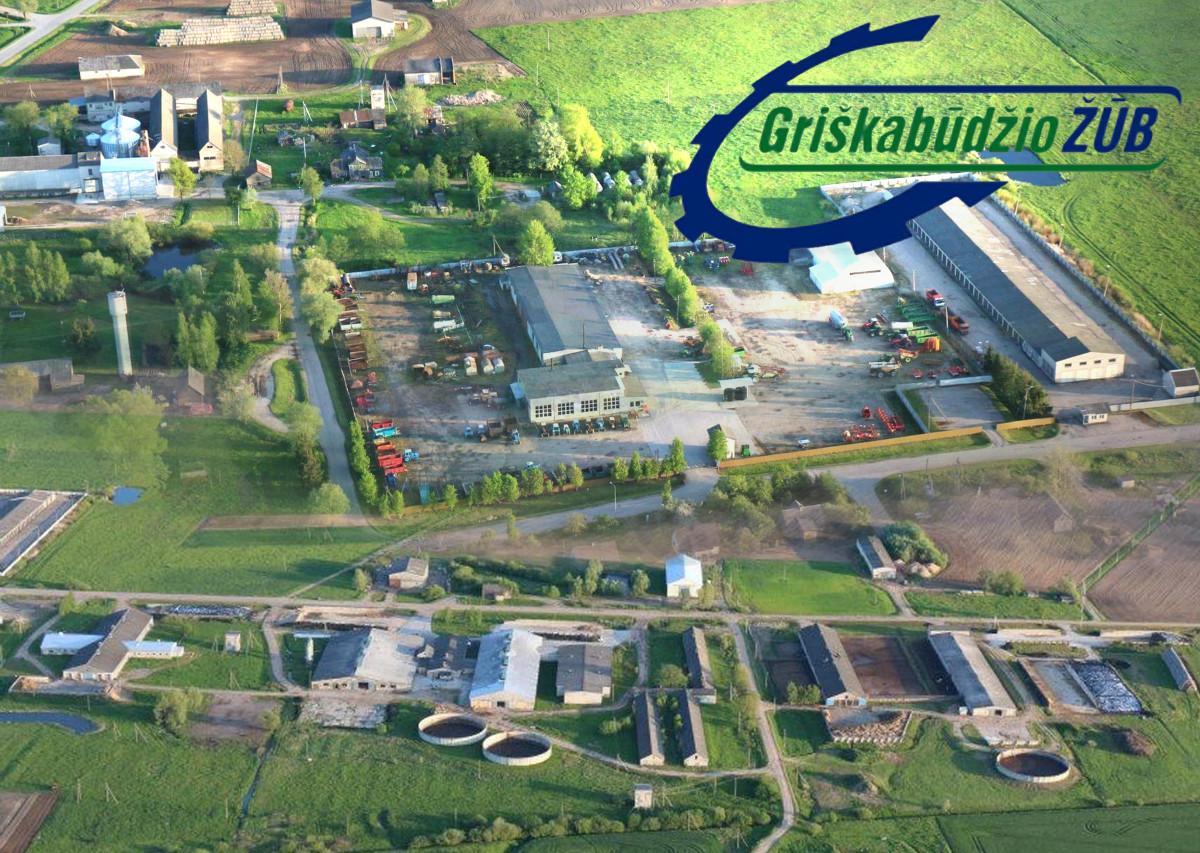 Šakių rajono Griškabūdžio žemės ūkio bendrovė
