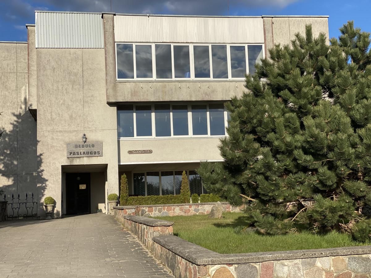 """Mosėdžio laidojimo namai, UAB """"Snieguolės paslaugų centras"""""""