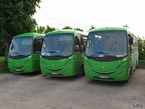 Raseinių autobusų parkas, UAB