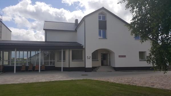 Rietavo parapijos senelių globos namai, VšĮ