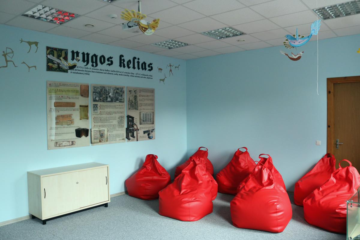 Radviliškio rajono savivaldybės viešoji biblioteka