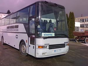 Plungės autobusų parkas, UAB
