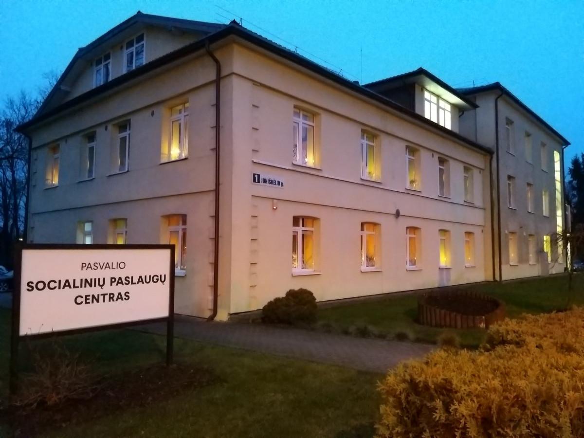 Pasvalio socialinių paslaugų centras