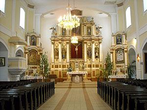 Pasvalio Šv. Jono Krikštytojo parapija