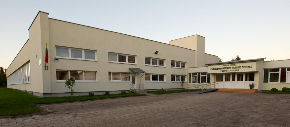 Panevėžio profesinio rengimo centras, VšĮ