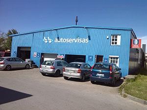 Automobilių aptarnavimo centras, L. Levicko PĮ