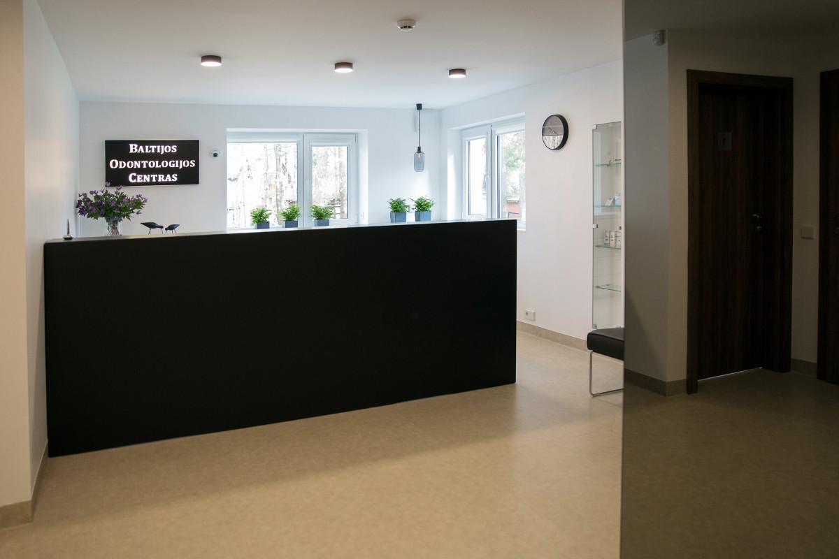 Baltijos odontologijos centras, UAB