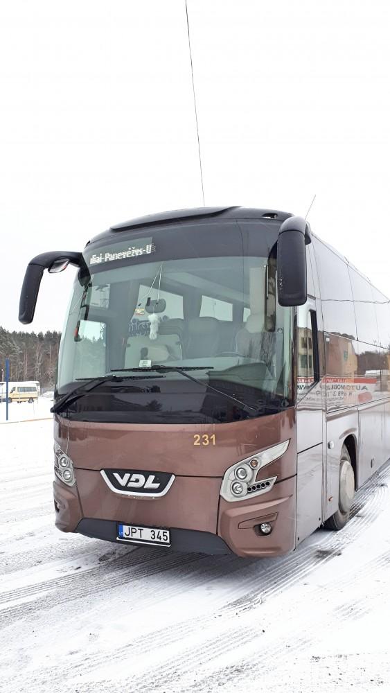 Mažeikių autobusų parkas, UAB